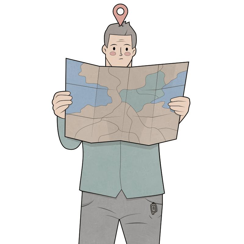 Персонаж «Таксист» от Антона Гудима